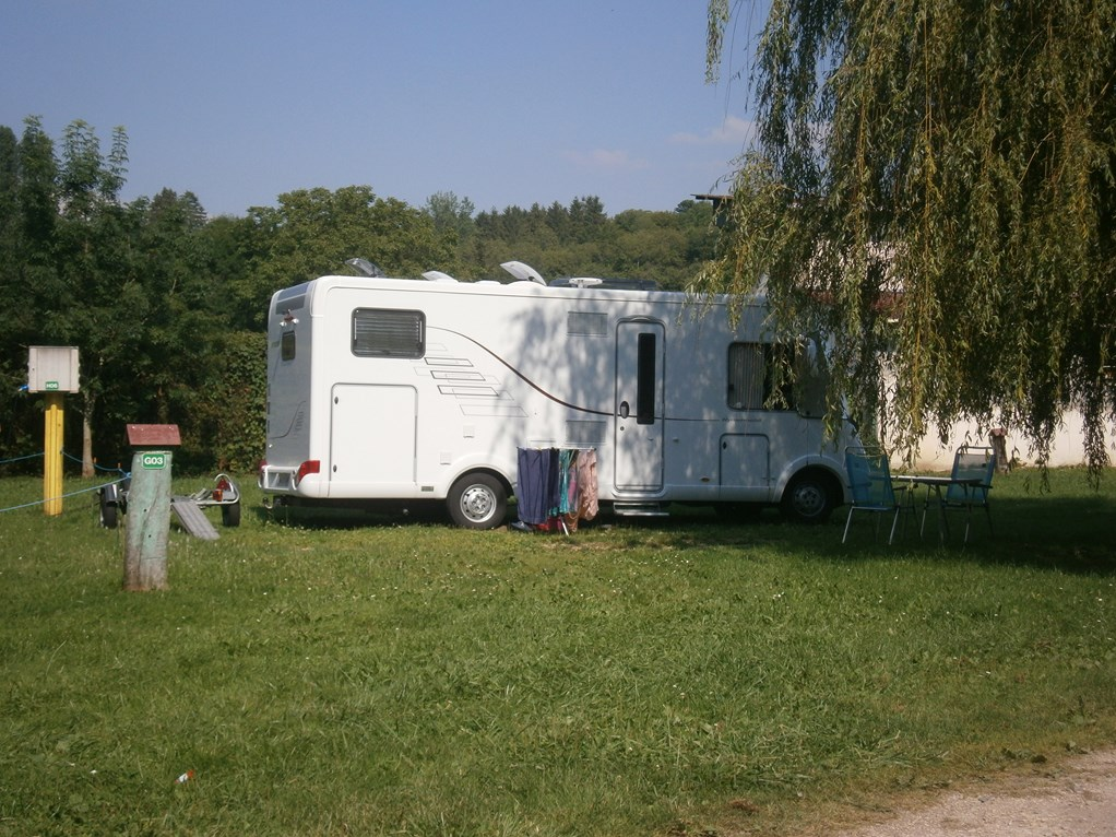 rencontre entre camping cariste