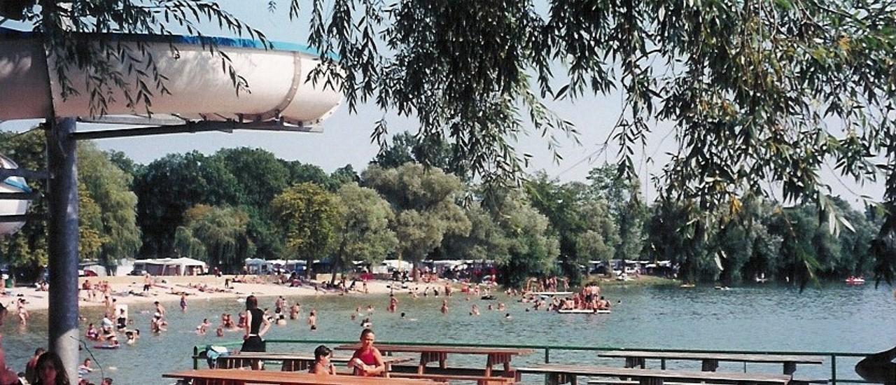 La Base de loisirs du Lac Vert