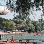 Camping lac vert plage doulcon Meuse Lorraine