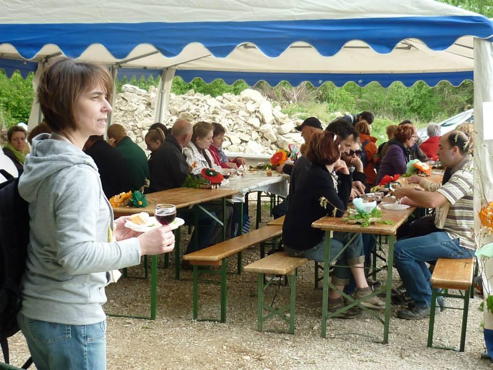 6e Marche Gourmande du Val Dunois à Cléry le Petit