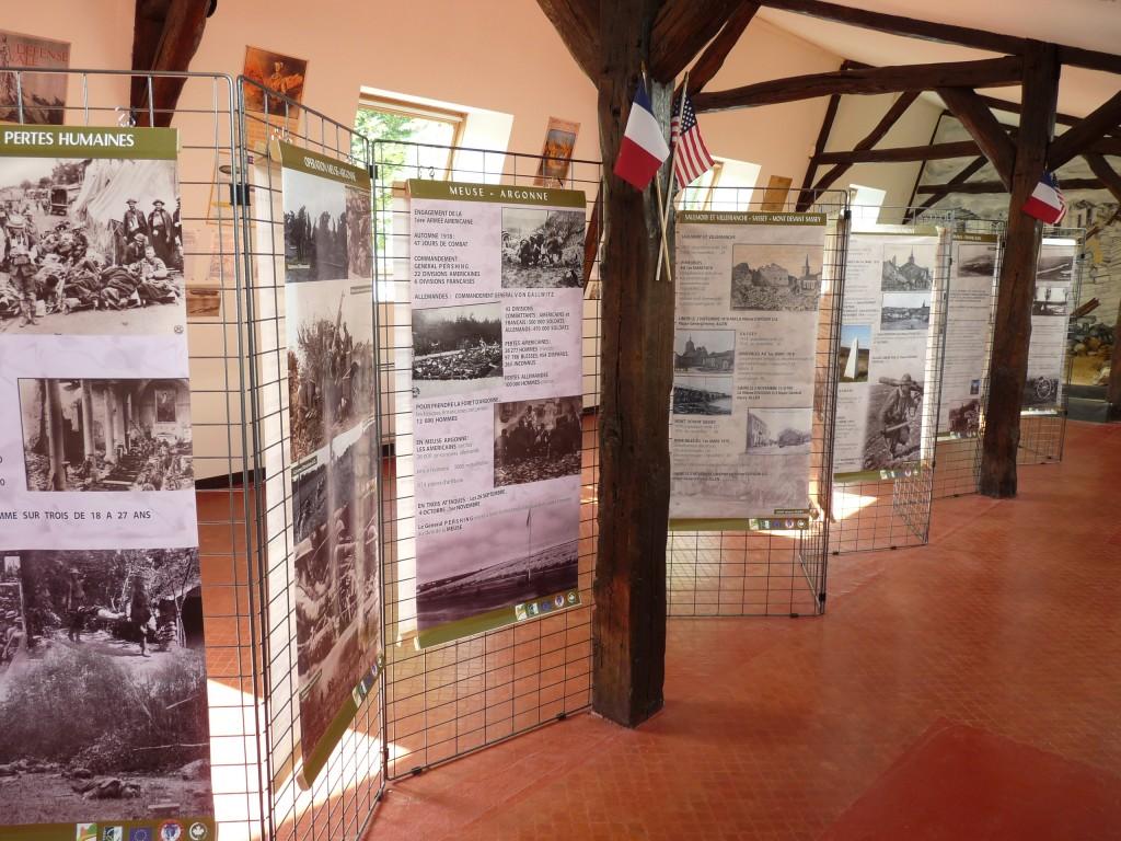 maison de l'histoire doulcon près de Verdun