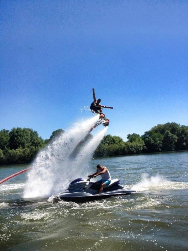 activités et sorties au Lac vert plage à Doulcon en Meuse