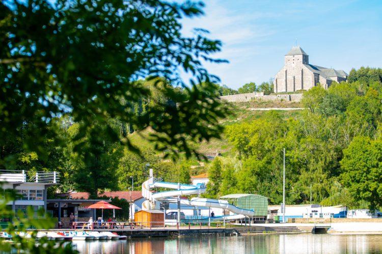 Eglise DUN Haut - Lac Vert - DUN sur Meuse